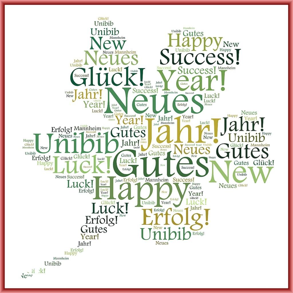 Wir wünschen Ihnen ein gutes und erfolgreiches Neues Jahr 2014 ...
