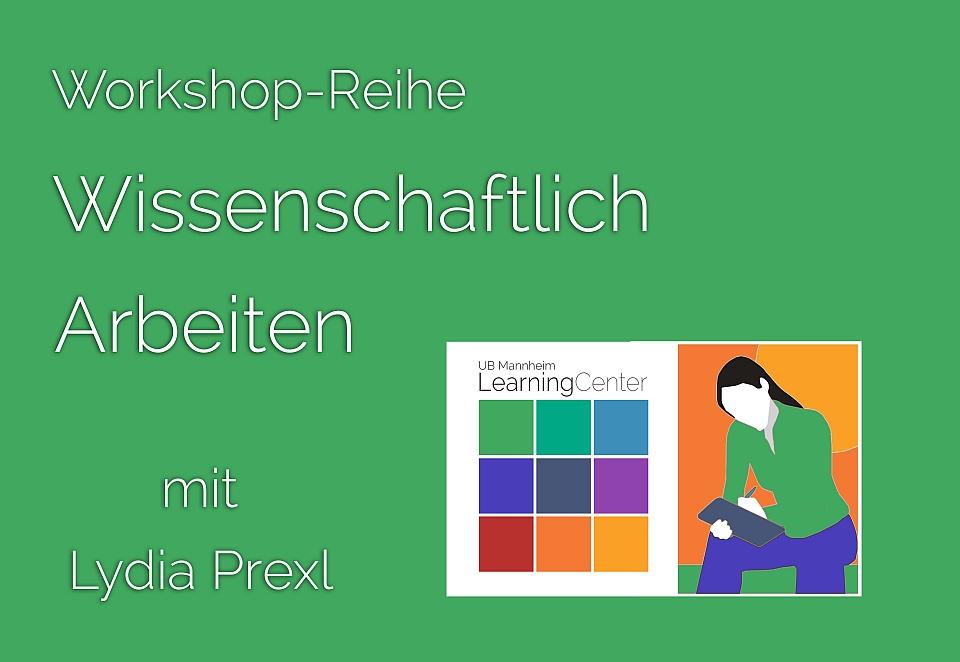 Workshop Wissenschaftlich Arbeiten_2014