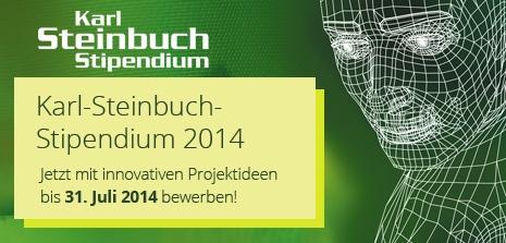 karl_steinbuch-Stipendium_2014