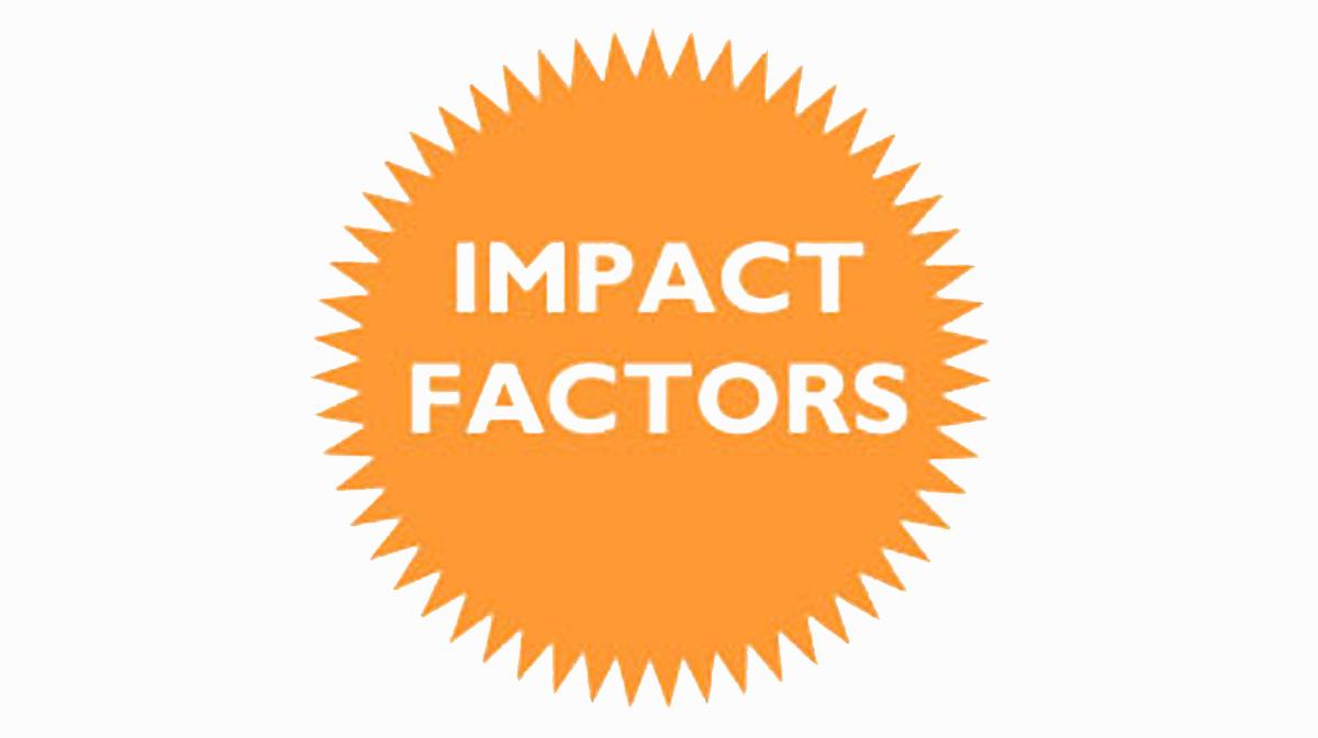 Impact Factors_Juni_2016