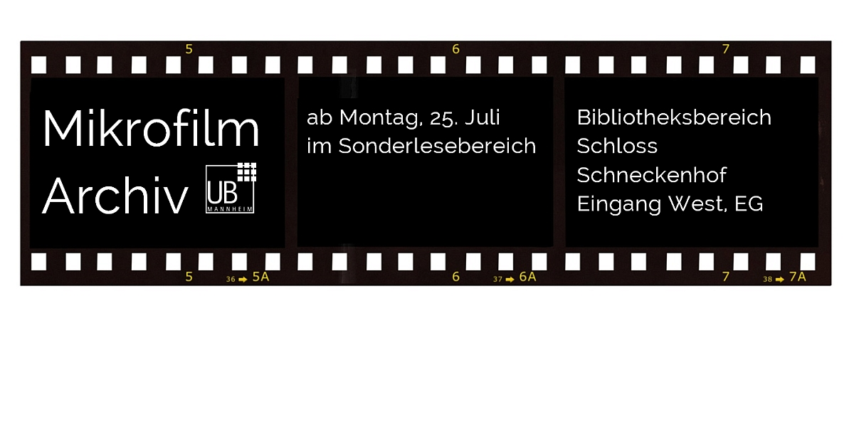 Mikrofilm-Archiv