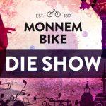Monnem Bike Show Logo